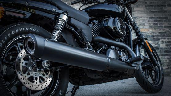 Harley-Davidson Street 750 Captain America 1 web