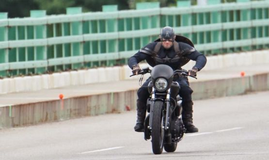 Harley-Davidson Street 750 Captain America 3 web