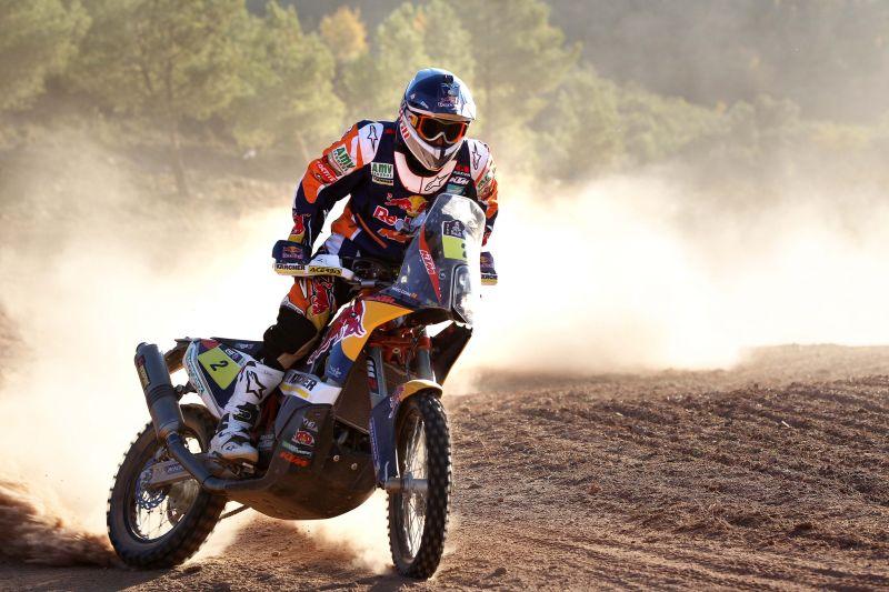KTM Rally 450 Dakar