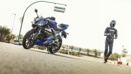 2014 Yamaha YZF R125 1