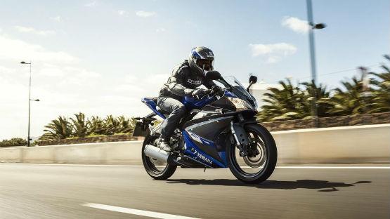 2014 Yamaha YZF R125 2