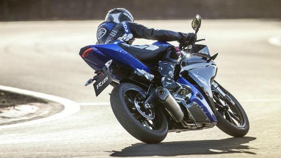 2014 Yamaha YZF R125 4