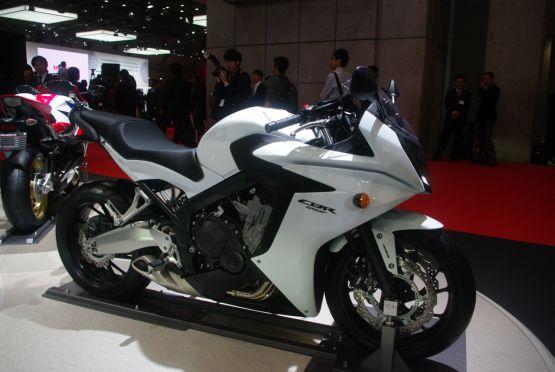 Honda CBR650F web