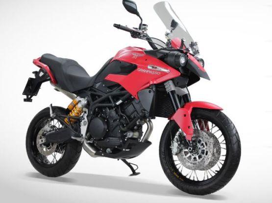 Moto Morini Granpasso 1200 web
