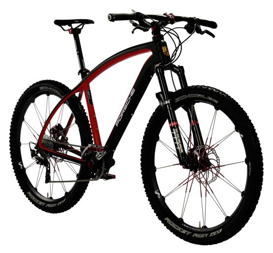 Porsche Bike RX Bicycles web