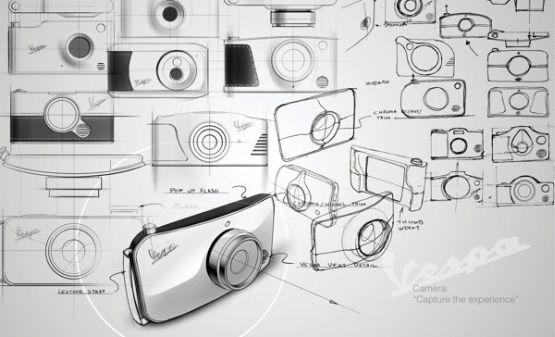 Vespa Camera web