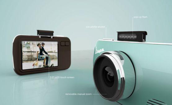 Vespa Camera web2