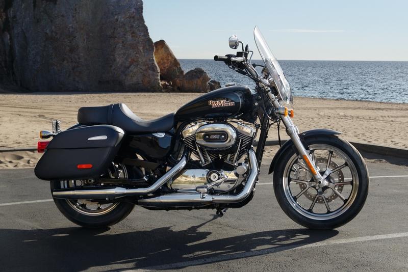 Harley-Davidson SuperLow 1200T 1 web