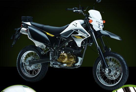 Kawasaki D-Tracker 125 2 web