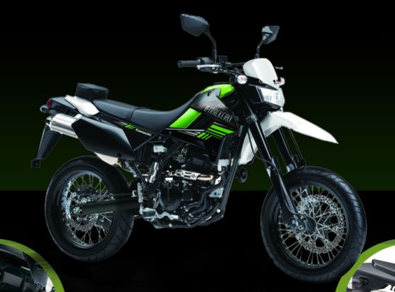Kawasaki D-Tracker 250 1 web
