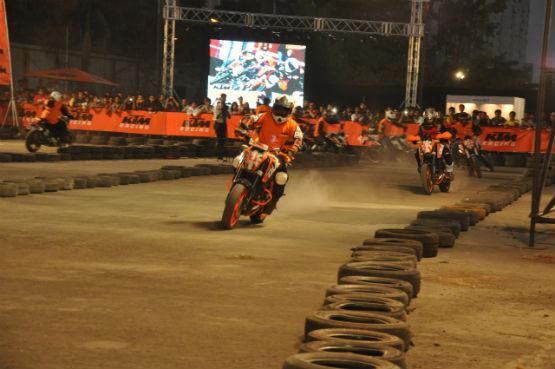 KTM Orange Day 1