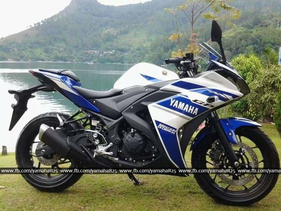 drool-demanding R25 from Yamaha has finally been launched in Indonesia
