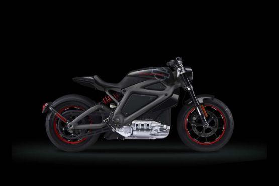 Harley-Davidson Livewire 1 web