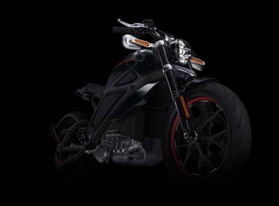 Harley-Davidson Livewire 2 web
