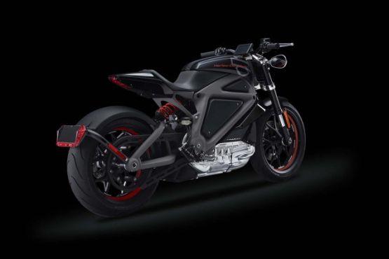 Harley-Davidson Livewire 3 web