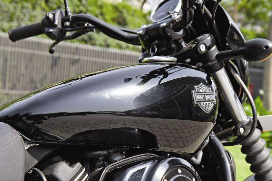 Harley-Davidson Street 750 Road Test 2 web