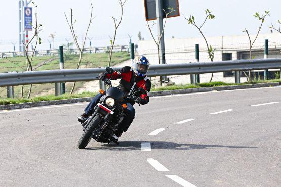 Harley-Davidson Street 750 Road Test 6 web