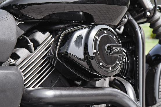Harley-Davidson Street 750 Road Test 9 web