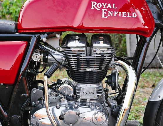 Royal Enfield Continental GT 2 web