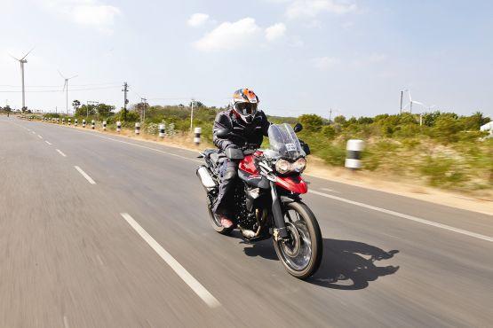 Triumph Tiger Travelogue Bike India 4 web