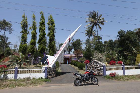 Triumph Tiger Travelogue Bike India 5 web