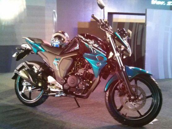 Yamaha FZ-S FI web