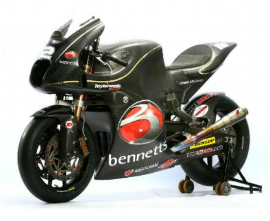 Brough Superior Moto2