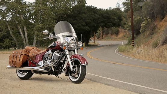 Indian motorcycle two-tone2