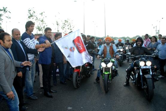 Bike Festival of India Safety Ride web