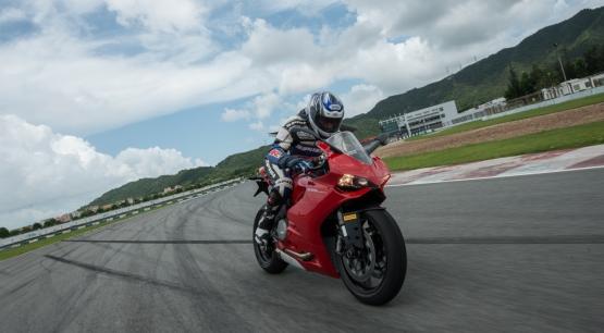 Ducati 899 Panigale China Zhuhai Ride 1 web