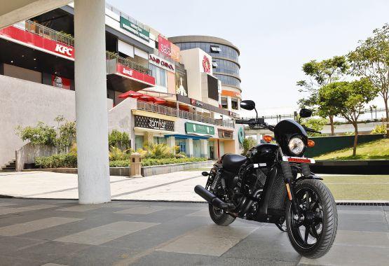 Harley Davidson Street 750 Road Test Web1