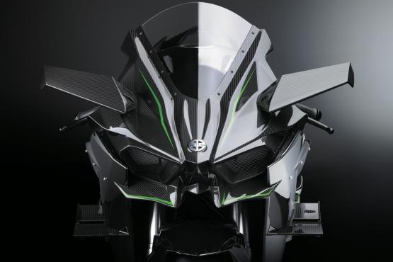 Kawasaki Ninja H2 R 2015 1 web