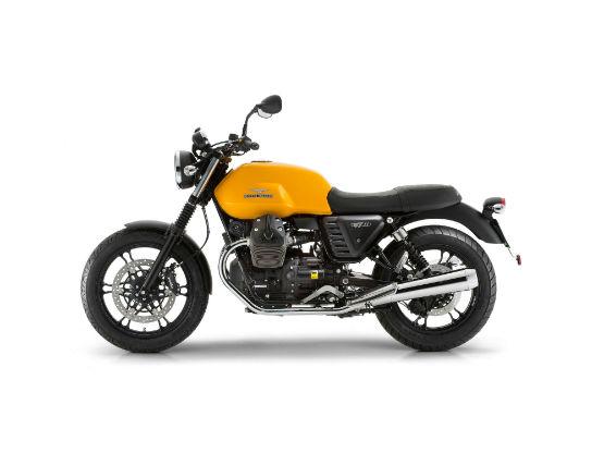 Moto Guzzi V7 II side web2