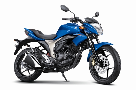 Suzuki Gixxer 1 web