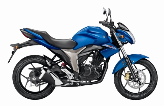 Suzuki Gixxer 2 web
