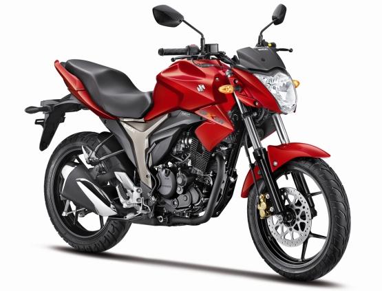 Suzuki Gixxer 3 web