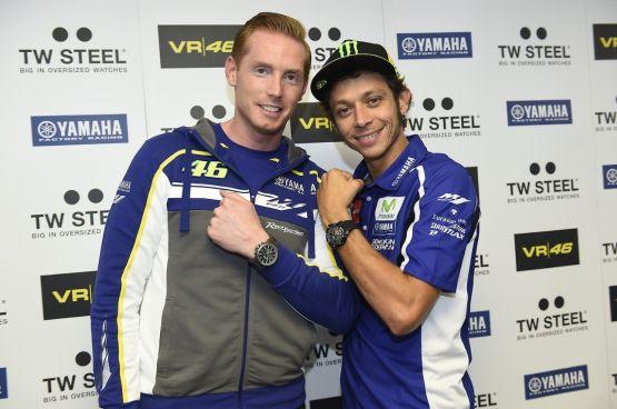 Valentino Rossi VR46 Yamaha watch web2