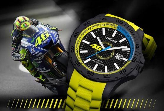 Valentino Rossi VR46 Yamaha watch