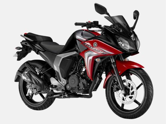 Yamaha Fazer FI version 2 2014 1