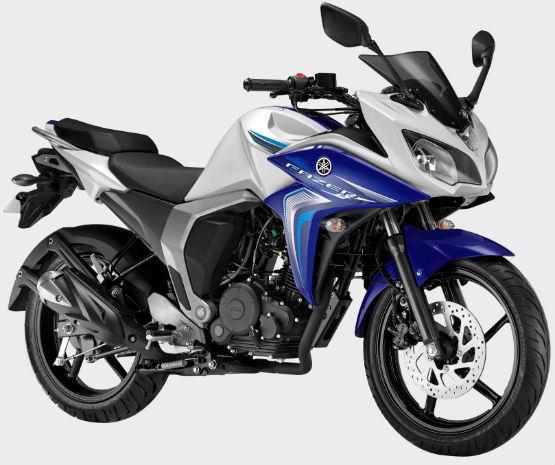 Yamaha Fazer FI version 2 2014 2