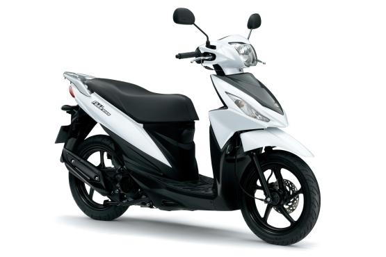 Suzuki Intermot Address 110 web
