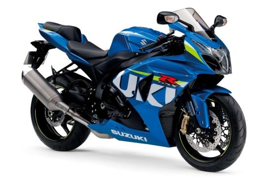 Suzuki Intermot GSX-R 1000 2015 web