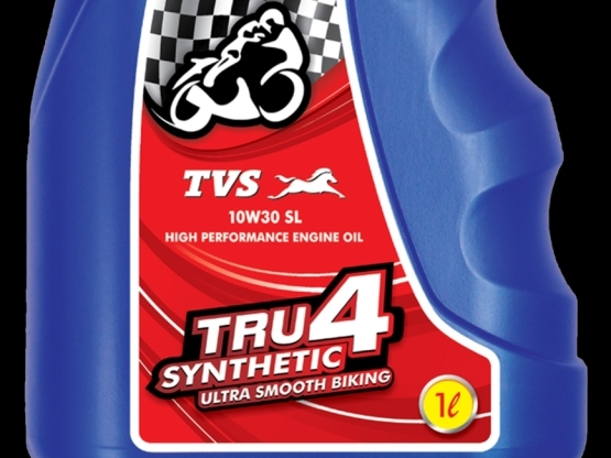TVS TRU4 10W30 Synthetic Engine Oil web 1