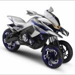 Yamaha 01GEN Concept Trike