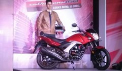 Honda CB160 Unicorn Launch India web