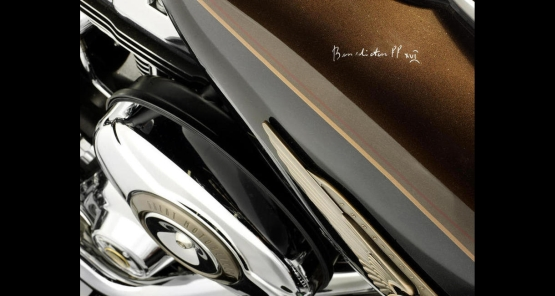 Popes Harley-Davidson 110th anniversary Heritage Softail Classic 2