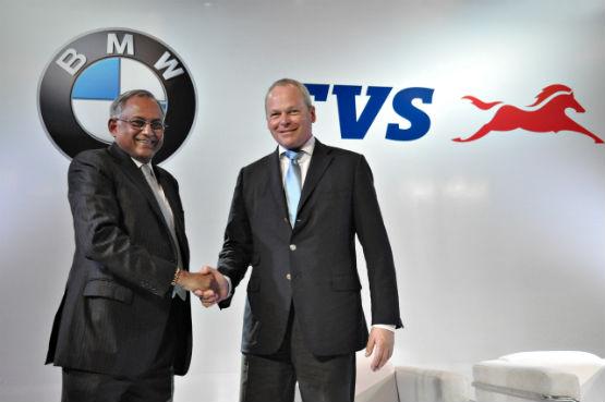 TVS and BMW web2