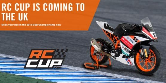 KTM RC Cup web