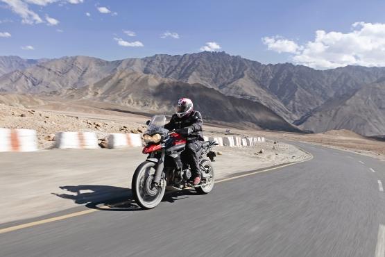 Triumph Tiger Travelogue 6 - Kargil Leh 1 web