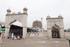 Triumph Tiger Travelogue 6 - Srinagar Hazrat Bal web